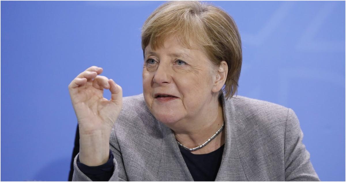 Kiek uždirba Vokietijos kanclerė Angela Merkel?