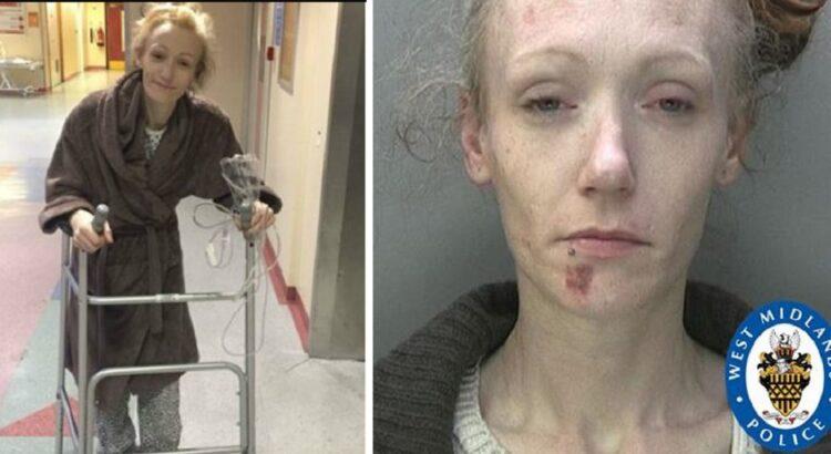 Gydytojai narkomanei pasakė, kad gyventi jai liko vos 12 mėnesių, tačiau geraširdis policininkas pastatė merginą ant kojų ir taip ji atrodo dabar