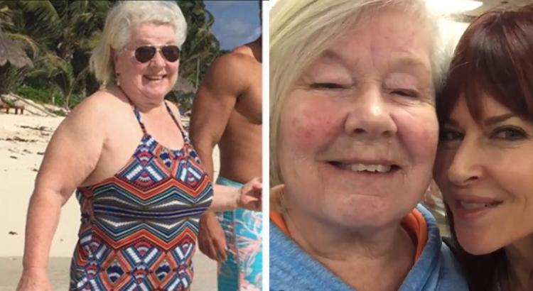 Ši moteris būdama 70-ties nusprendė visiškai pakeisti savo gyvenimą ir atsikratyti antsvorio. Mažai kas gali patikėti, kaip atrodo moteris šiandien