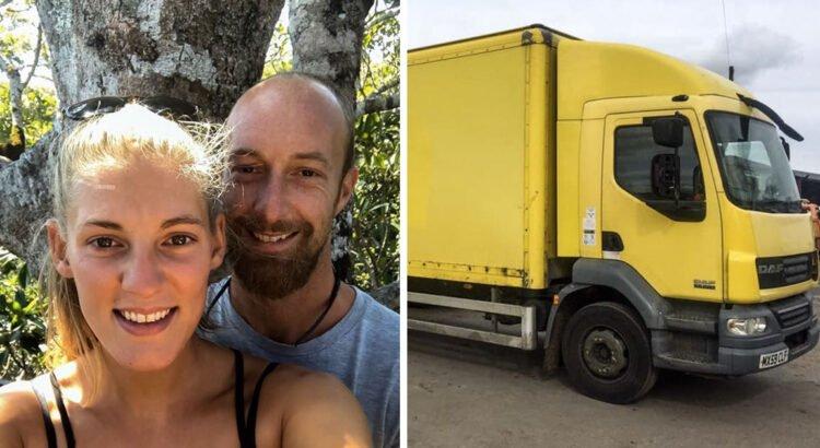 Porelė investavo 20 000 svarų ir iš sunkvežimio susikūrė sau namus. Mažai kas galėjo patikėti, kokius jaukius ir stilingus namus pora susikūrė ant ratų