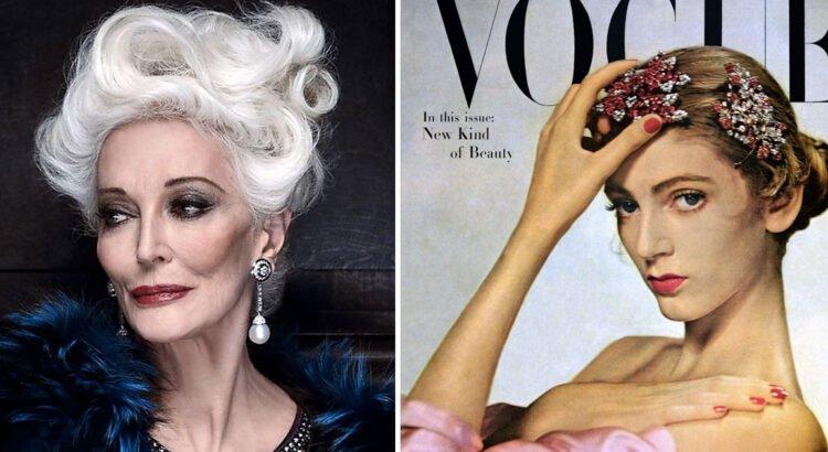 Būdama 89-erių ji vis dar dirba modeliu ir turi daugiau pasiūlymų, nei prieš porą dešimtmečių