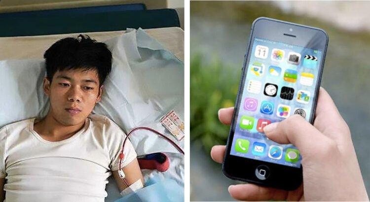 Vaikinas dėl naujo iPhone pardavė savo inkstą. Praėjus 9 metams, jis labai pasigailėjo