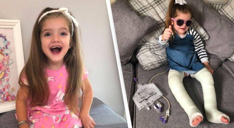 Mama stengėsi surinkti pinigų sudėtingai dukros operacijai, tačiau anoniminis skambutis jai pakirto kojas