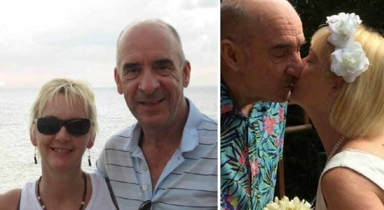 Vyras dėl progresuojančios demencijos pamiršo, kad kažkada vedė savo žmoną. Jis uždavė klausimą, kuris ją nepaprastai nustebino