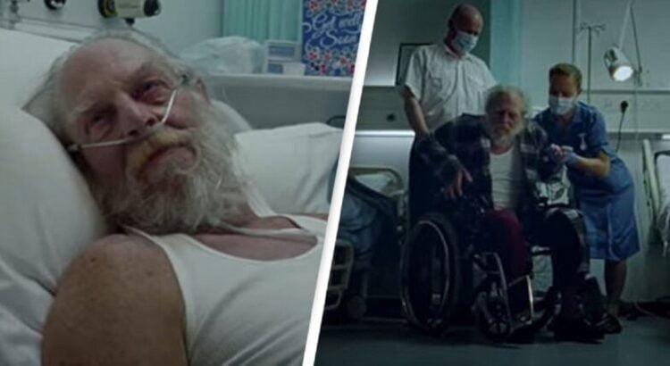 Britai sukūrė kalėdinę reklamą, kurioje Kalėdų senelis serga koronavirusu. Štai kokias reakcijas sukėlė šis kontroversiskas video