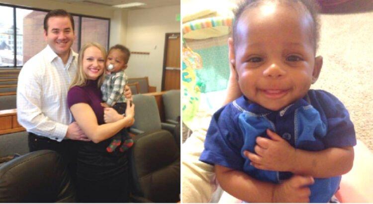 Pora įsivaikino kūdikį, kurį pagimdė sunkiai besiverčianti paauglė. Po 6 metų pora gavo skambutį iš biologinės mamos