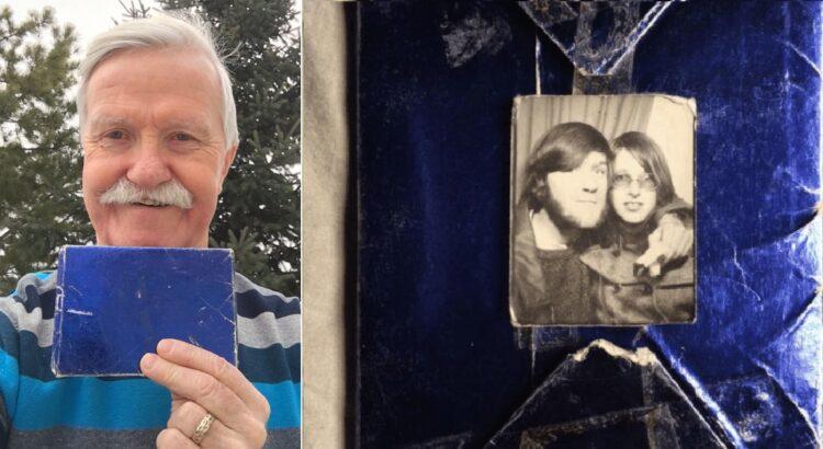 Prieš išsiskiriant mergina padovanojo vaikinui dovaną. Vyras beveik 50 metų jos neatidarė ir susirado buvusią mylimąją išpakuoti dovanai kartu