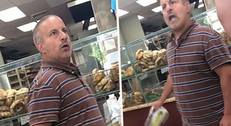 Vyriškis sukėlė skandalą bandelių parduotuvėje, tačiau labiausiai visus nustebino tai, kas sukėlė vyro isteriją