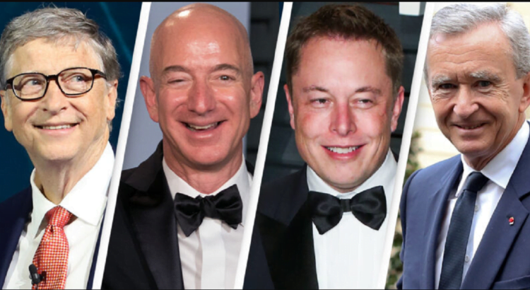 4 turtingiausi amerikiečiai šiemet tapo dar turtingesni - štai kiek milijardų užsidirbo 2020-aisiais patys garsiausi verslininkai