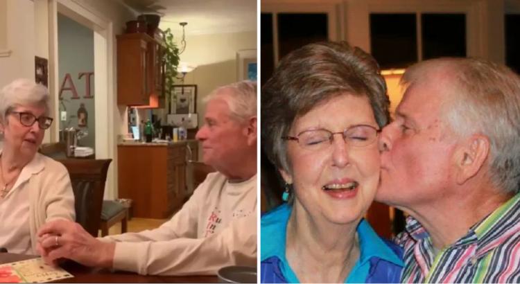 Vyras savo žmonai santuokos metinėms dovanojo tą pačia dovaną. Šiemet padovanojęs ją, vyras nustebino tiek žmoną, tiek visą šeimą