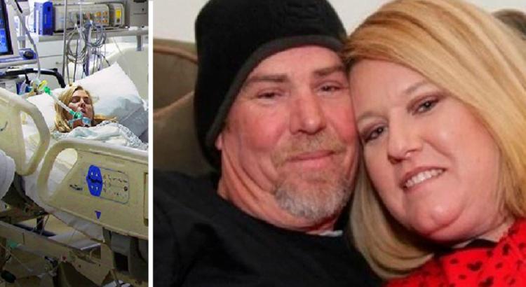 Šeima buvo priversta nuspręsti atjungti komoje buvusios mamos gyvybę palaikančią aparatūrą, bet netikėtai įvyko stebuklas
