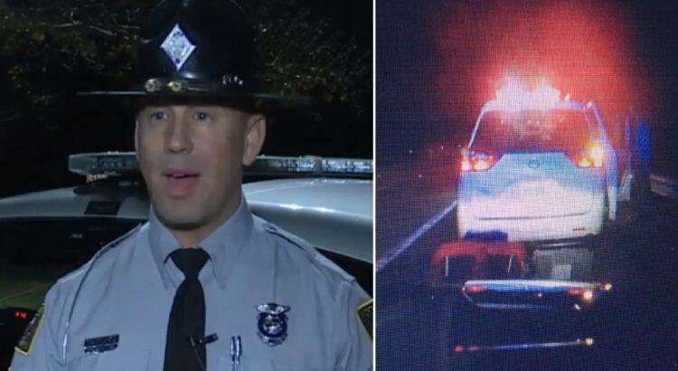 Policininkas sustabdė didžiuliu greičiu lėkusį automobilį. Tačiau pamatęs, kas jo viduje, pareigūnas neteko žado