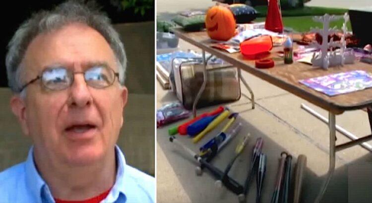 Vyras norėjo nusipirkti seną beisbolo lazdą už dolerį, tačiau jis nusprendė atskleisti pardavėjai tiesą apie jos parduodamą daiktą