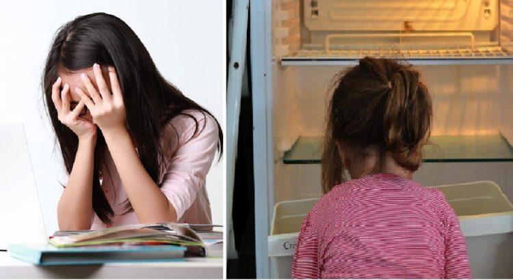 Mergaitė nuotolinio mokymo metu prieš visą klasę pradėjo verkti. Kai mokytoja paklausė, kas nutiko, mergaitė atskleidė problemą, liečiančią vaikus visame pasaulyje