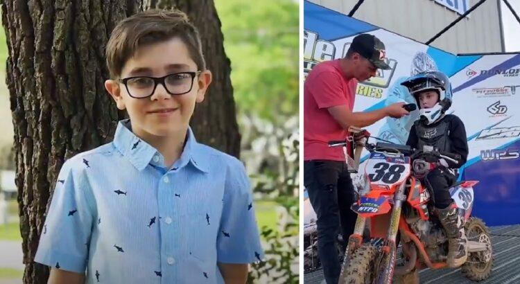 Berniukas važiuodamas motociklu patyrė sunkią traumą. Tačiau ligoninėje jį ir jo šeimą ištiko šokas, kai gydytojas atskleidė paslaptį, kurios niekas nežinojo