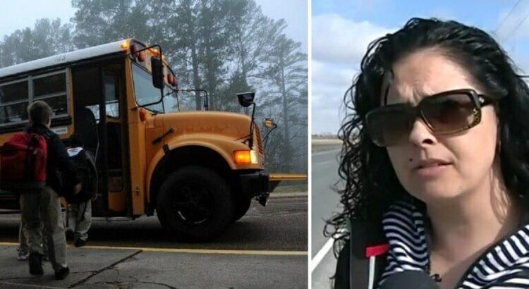 Mama gavo skambutį iš mokyklos dėl savo vaikų, kurie elgėsi nepagarbiai mokykliniame autobuse. Tai, kaip mama nubaudė sūnus, sukėlė šoką aplinkiniams