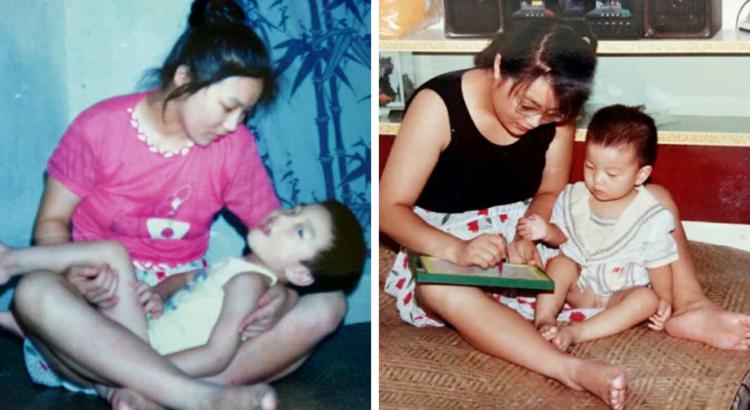 """Mama atsisakė pasiduoti ir visomis išgaliomis viena augino neįgalų ir """"lėtą"""" sūnų. Tai, kaip gyvena vaikinas dabar, yra neįtikėtina"""
