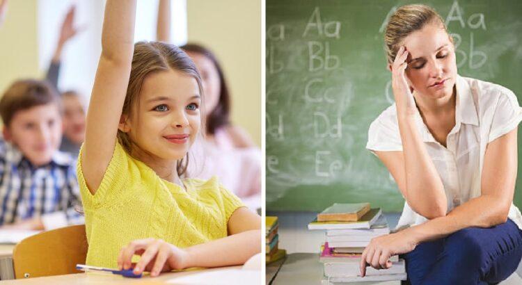 Ateistė mokytoja norėjo įrodyti tikinčiam mokiniui, kad Dievo nėra. Tačiau jo klasės draugės atsakymas pastatė moterį į vietą