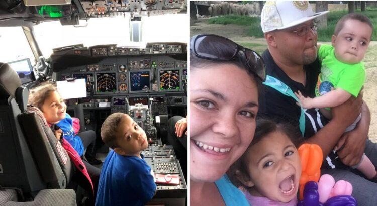 Mama labai jaudinosi dėl to, kaip jos autistas sūnus elgsis skrydžio metu. Ji labai nustebo dėl to, kaip pasielgė viena iš skrydžio palydovių