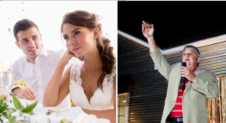 Patėvis savo įdukrai iškėlė dideles vestuves, tačiau paskutinę dieną paaiškėjo tikrasis jaunosios ir jos mamos veidas. Vyras nutarė pasielgti taip, kaip niekas nesitikėjo