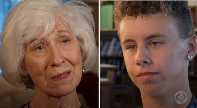 Gedinti senutė buvo apvogta, kai lankėsi prie mirusio vyro kapo. Ji nustebo, kai po poros savaičių su ja susisiekė niekuo dėtas paauglys