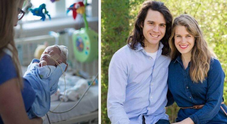 Pora neteko naujagimio, gimusio su daugybe sveikatos problemų. Po poros mėnesių jie sulaukė labai jaudinančio skambučio iš ligoninės