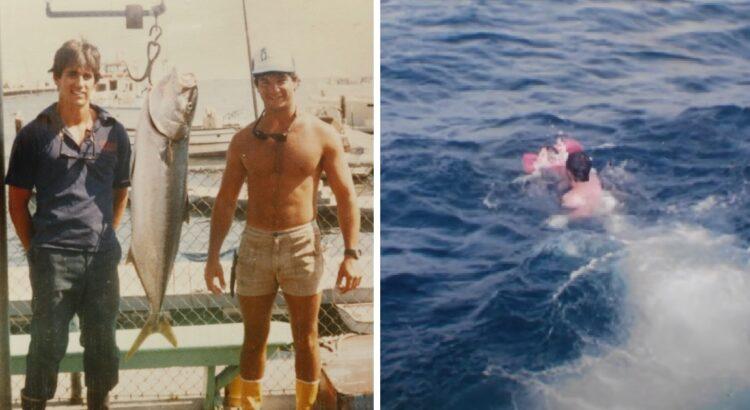 Du žvejai jūroje išgelbėjo vienintelę gyvą nuskendusio laivo keleivę - 9-metę mergaitę. Praėjus 35 metams radijo laidoje vyrai sužinojo tai, kas juos pravirkdė