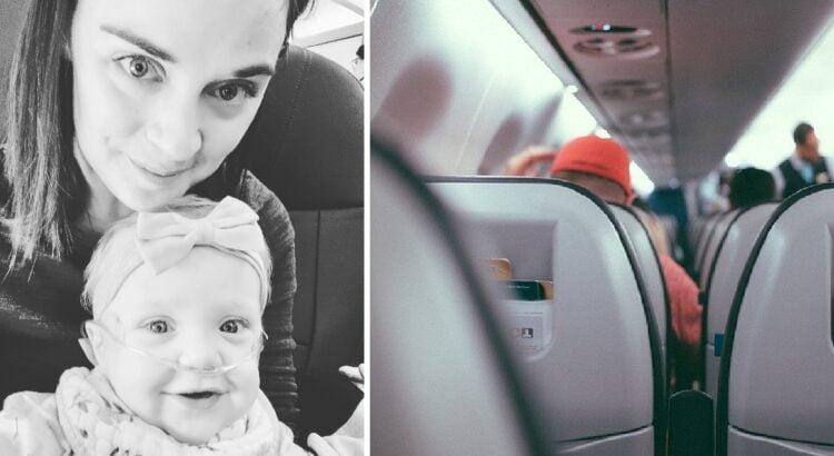 Jauna mama įsėdusi į lėktuvą su vaiku nustebo, kai prie jos priėjusi stiuardesė liepė jai palikti savo vietą. Mergina pasidalino internete tuo, kaip su ja pasielgė nepažįstamasis