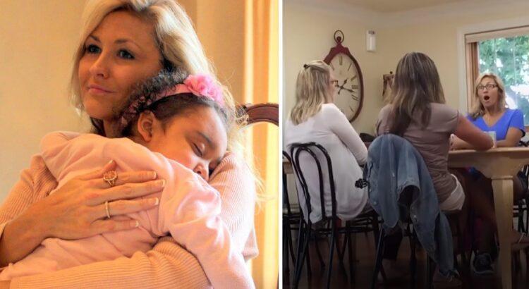 Daug sunkumų dėl dukros sveikatos išgyvenanti mama buvo pakviesta pokalbiui į mokyklą. Tai, ką apie jos dukrą pasakė jos mokytoja, atėmė mamai žadą