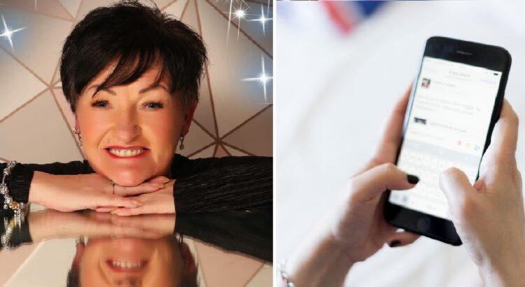 Moteris pasidalino internete savo nagų nuotrauka, tačiau netrukus sulauktos žinutės privertė ją ne juokais sunerimti