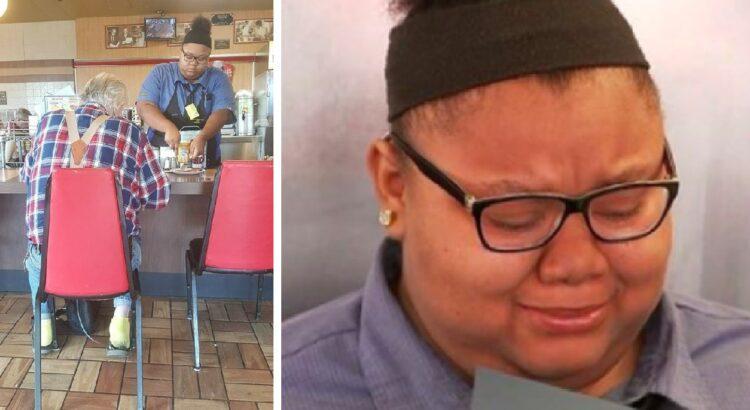 Moteris kavinėje pastebėjo neįgalų senolį ir jį aptarnaujančią padavėją. Tai, kaip su vyru pasielgė mergina, sukėlė didelį šoką pietaujantiems