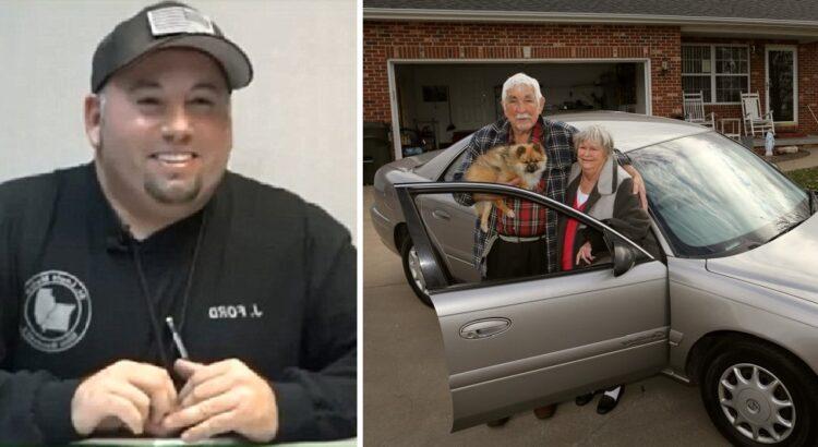Iš senolių poros buvo atimtas automobilis, už kurį jie nebegalėjo mokėti mokesčių. Po kelių dienų antstolis sugrįžo ir pranešė tai, kas vos neįvarė senukams infarkto
