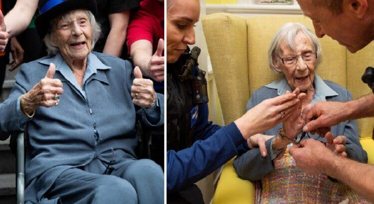 104-erių močiutė slaugos namų darbuotojų paprašė vieno labai keisto prašymo. Sena močiutės svajonė buvo labai keista, tačiau netrukus visi ją įvykdė