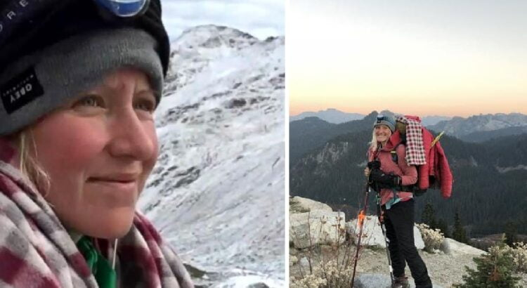 Žygeivė kalnuose pateko į bėdą ir vos per plauką nežuvo. Ją išgelbėjusio sraigtasparnio pilotai atskleidė labai netikėtą žinią apie tai, kas jai iškvietė pagalbą