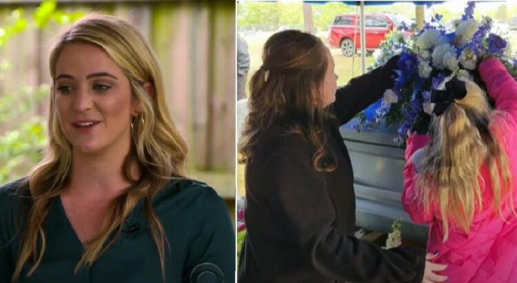 Gedinti našlė nustebo pamačiusi vyro laidotuvėse jos dukrą einant link karsto su nepažįstamąja. Netrukus paaiškėjo jaudinanti tiesa apie nematytą merginą