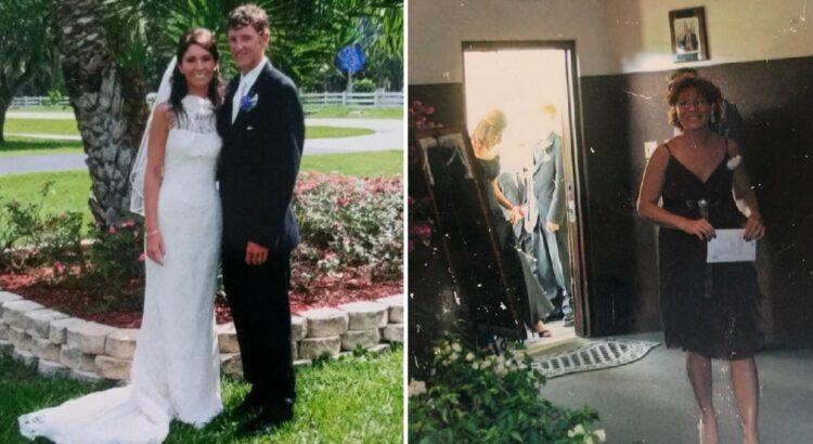 Vestuvių dieną uošvienė jaunikiui slapta įteikė voką. Praėjus dešimtmečiui ir mirus žmonos mamai, vyras atskleidė paslaptį, patikėtą jam per vestuves