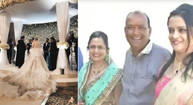 Milijardierius ruošėsi išleisti net 11 milijonų dolerių dukros vestuvėms, tačiau paskatintas šeimos jis persigalvojo ir padarė kai ką geresnio