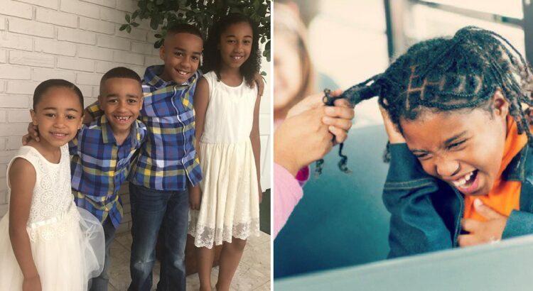 Brolis ir sesė kasdien mokykloje kentė bendramokslio patyčias, tačiau kai vaikai įteikė jų skriaudikui vieną ypatingą dovaną, pašaipos ir įžeidimai dingo