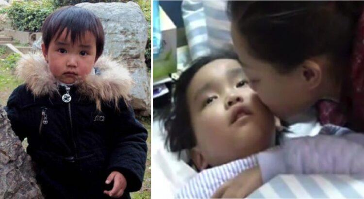"""Paskutinį šansą išgyventi praradęs 7-metis primygtinai prašė daktarų leisti jam mirti. Kai jo mama išgirdo kodėl, ji pasakė sūnui """"ačiū"""""""
