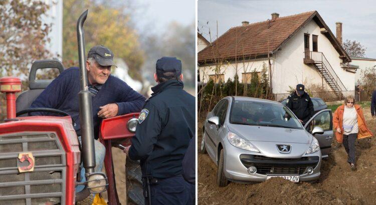 Ūkininkui įgriso jo žemėje nelegaliai besiparkuojantys žmonės, todėl vieną dieną jo draudimų nepaisančių vairuotojų laukė labai nemaloni staigmena