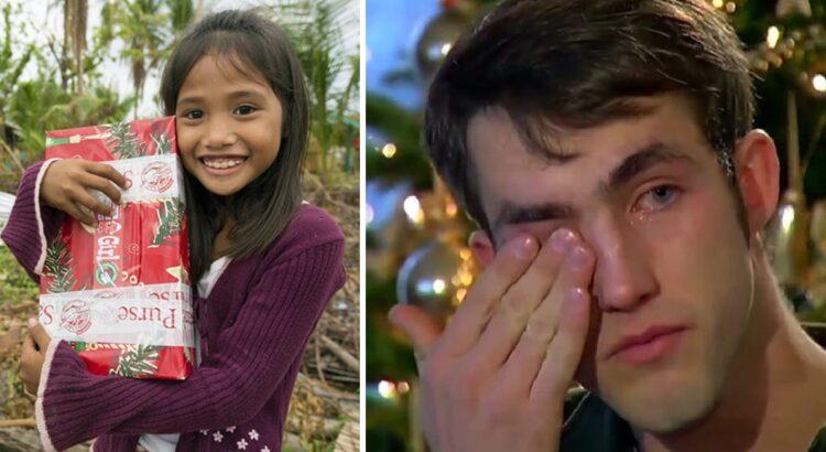 7-metis Kalėdų proga išsiuntė dovaną skurdžiai gyvenantiems vaikams kitame pasaulio gale. Jis nežinojo, kaip šis gestas pakeis jo gyvenimą po dešimtmečio