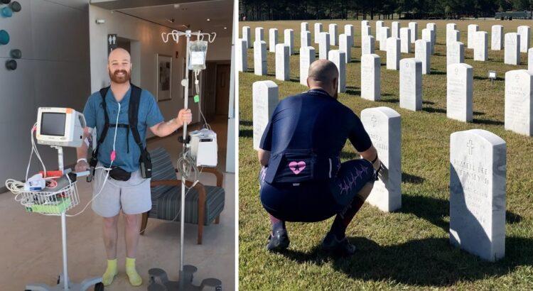 """Sūnaus netekę tėvai žinojo, kad prieš mirtį vyras norėjo padėti kitiems žmonėms. Vieną dieną prie sūnaus kapo pora sutiko žmogų, norėjusį pasakyti jiems """"ačiū"""""""