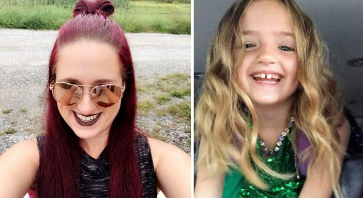 Mama leido dukrai pačiai apsirengti ir pasipuošti portretų darymo dienai mokykloje, tačiau gavusi nuotraukas ji kaip mat pasigailėjo davus laisvę savo dukrai
