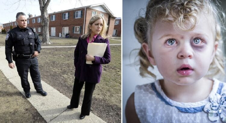 Kai socialinė darbuotoja paprašė mergaitės prisistatyti, 4-metės pasakytas vardas pribloškė moterį. Mažylė atskleidė siaubingą paslaptį, kurią akylai slėpė jos tėvai