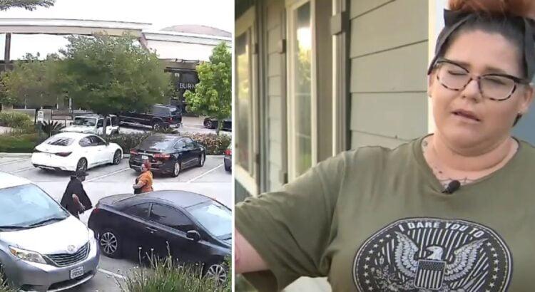 Vyras vidury baltos dienos sugalvojo pavogti seną automobilį, tačiau jis nenumanė, kas yra jo šeimininkė ir ką ši moteris gali