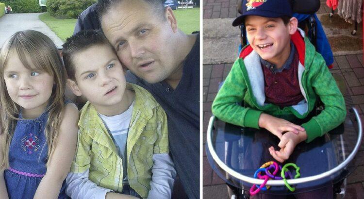Vyras paklausė kavinės šeimininkės, ar jis gali įeiti su savo neįgaliu sūnumi. Pakraupusi moteris turėjo atsakymą, kurio tėvas visiškai nesitikėjo