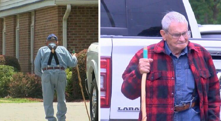 Pora priglaudė 94-erių karo veteraną, kuris buvo benamis ir gyveno automobilyje. Tačiau senolis nesitikėjo to, kaip su juo pasielgs gerumą parodę žmonės