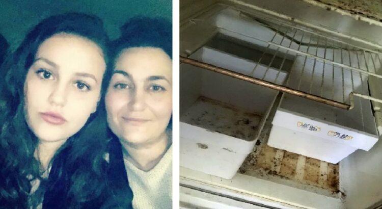Moteris nė neįsivaizdavo, kaip gyvena jos kaimynė, kol vieną dieną jai teko lipti pro langą į jos butą tam, kad atidarytų užsitrenkusias duris. Tai, ką ji pamatė, buvo kraupu
