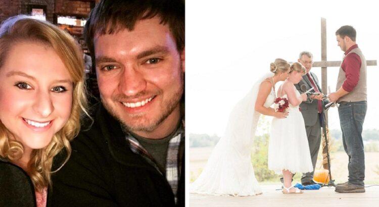 Vestuvių metu visi suglumo pamatę dvi merginas baltomis suknelėmis. Ceremonijos metu išaiškėjo visa tiesa, kodėl prie altoriaus buvo dvi nuotakos