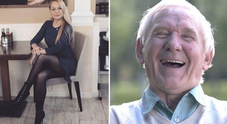 Kelias plastines operacijas pasidariusi moteris paprašė seno vyro atspėti jos amžių. Senukas pasitelkė būdą, kuris moterį paliko be žado
